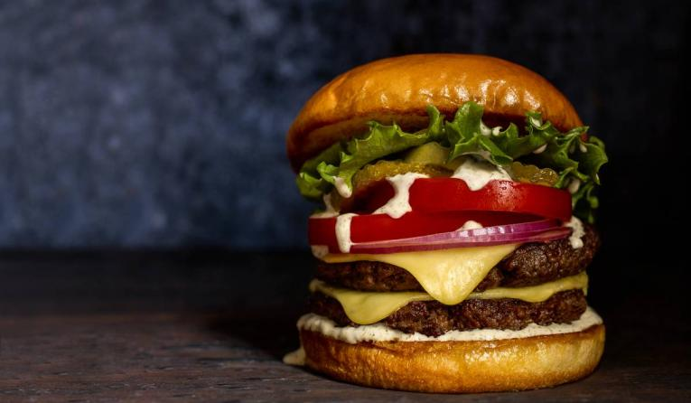 PlantPub cheeseburger.