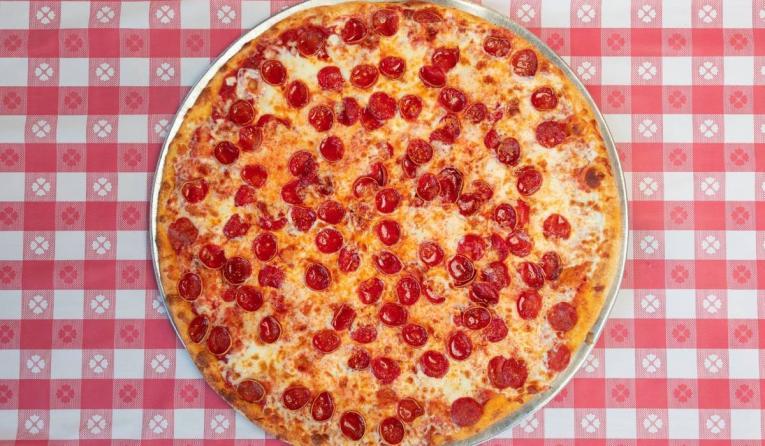 Sgt. Pepperoni pizza.