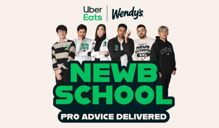 Wendy's Newb School.
