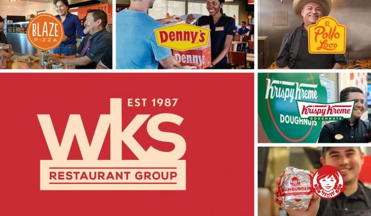 WKS Restaurant Group poster.