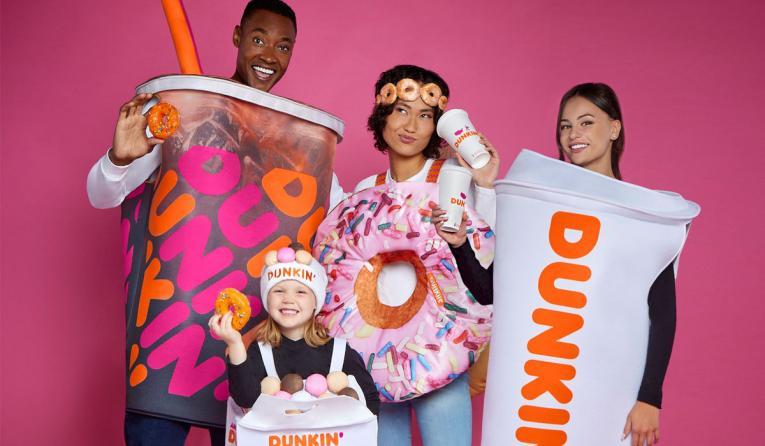 Dunkin' Halloween.