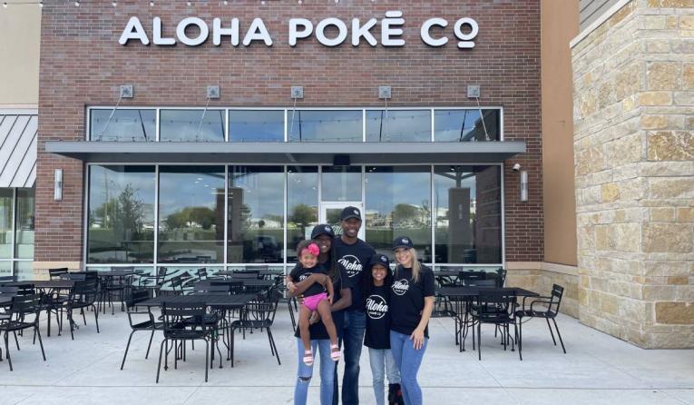 Aloha Poke franchisees.