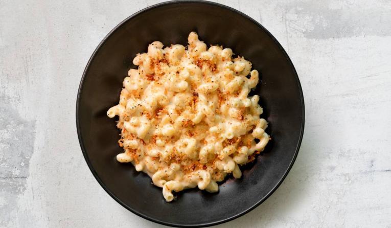 Piada Italian Street Food Mac & Cheese.