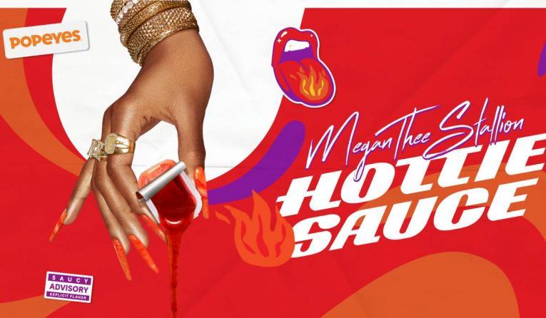 Megan Thee Stallion Hottie Sauce