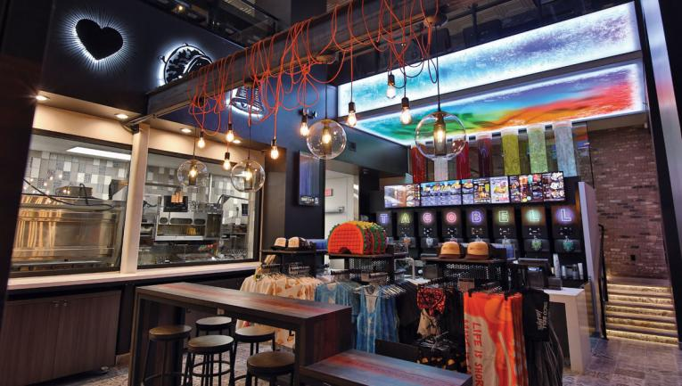 Taco Bell is expanding its hip Cantina concept in urban areas across the country as a way to appeal to younger generations.