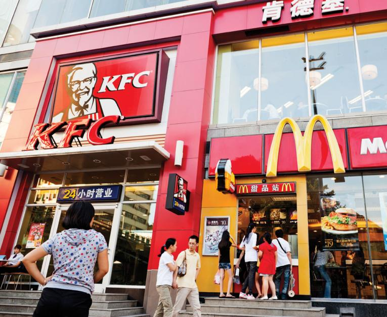 Top Domestic Restaurant Brands Grow Internationally - QSR