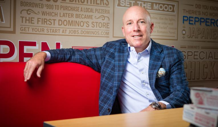 Red Hot Domino S And The Road To 30 000 Restaurants Qsr Magazine