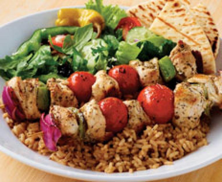 Healthy Mediterranean Fast Casual Grows In Franchising Qsr