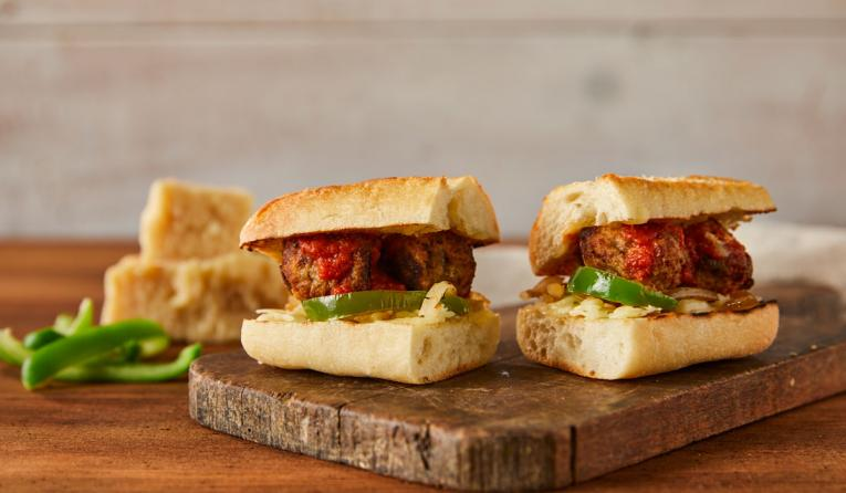 B Good Adds Eggplant Meatball Sub To Menu Just In Time For Winter