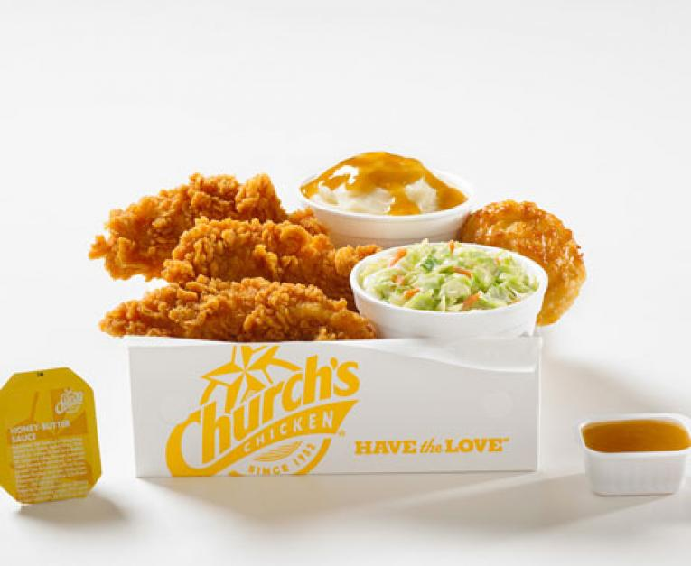 Church S Chicken Bringing 10 New Locations To Florida Restaurant