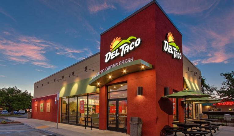 Del Taco restaurant.