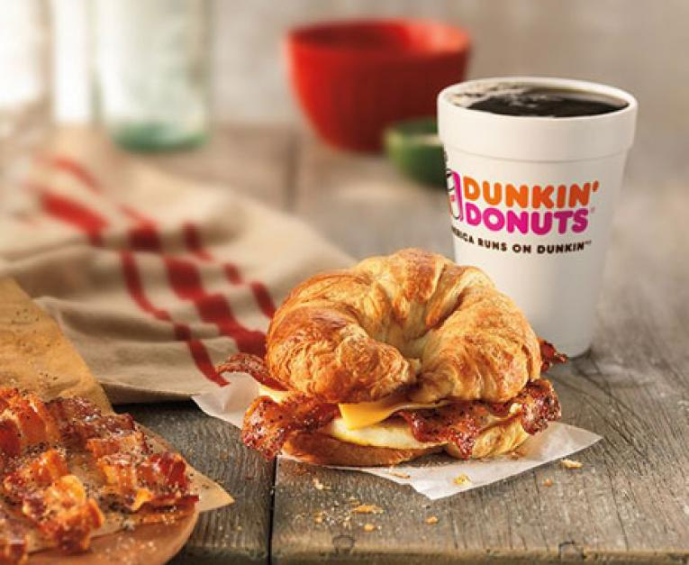 Dunkin' Donuts has new menu items, deals for the holidays.