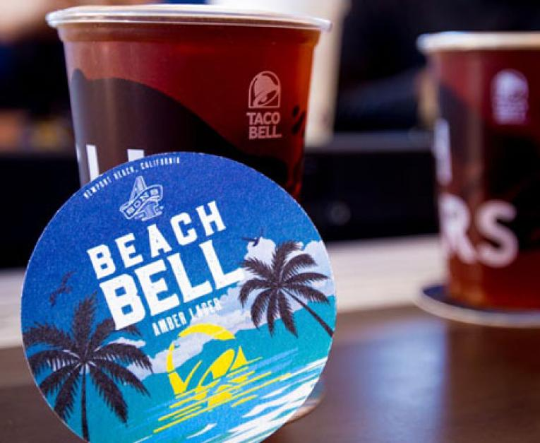 Taco Bell now has its own beer.