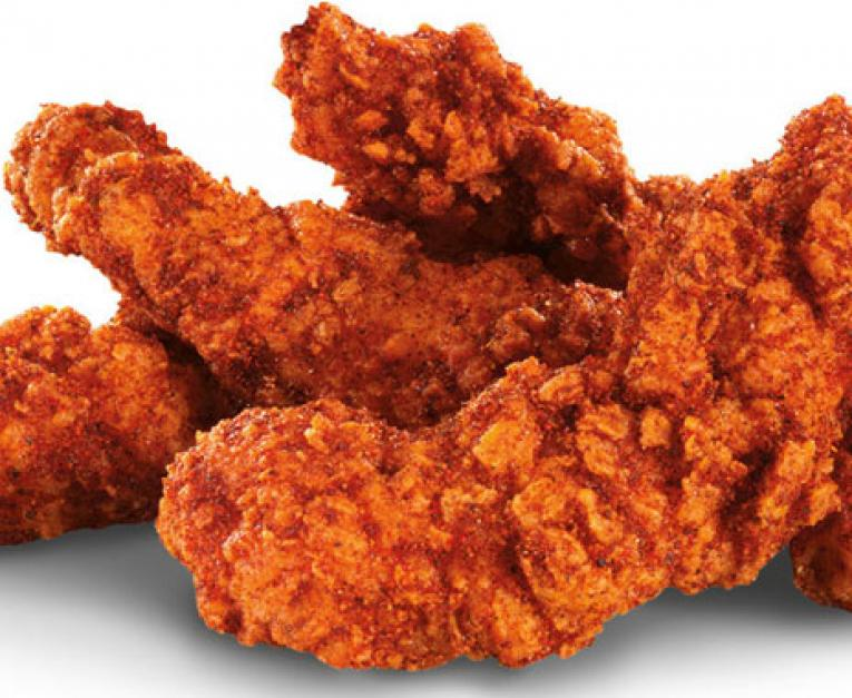 Hardee's Launches Spicy Chicken Tenders Nationwide ...