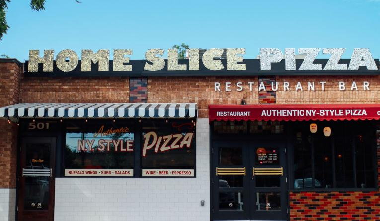 Home Slice Pizza Announces Opening Date For North Loop