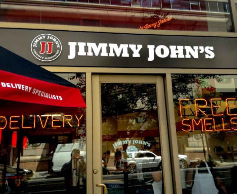 Jimmy John's is facing legal action from assistant managers.