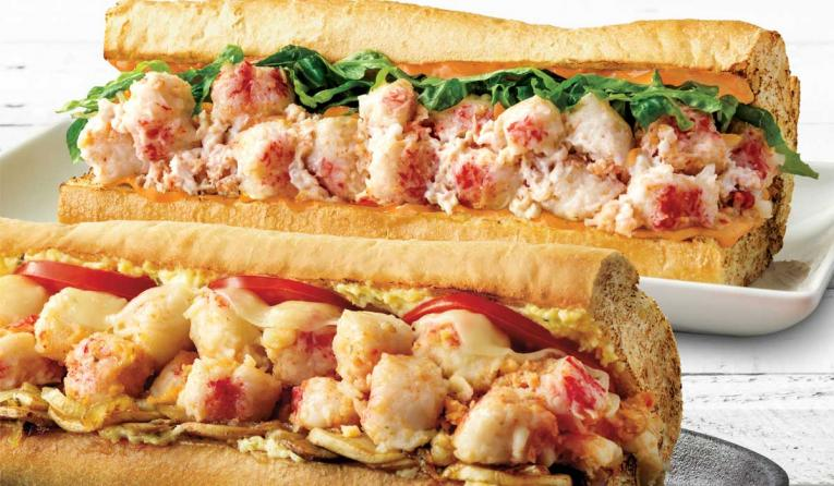 Lobster And Seafood Subs Return At Quiznos Restaurant News