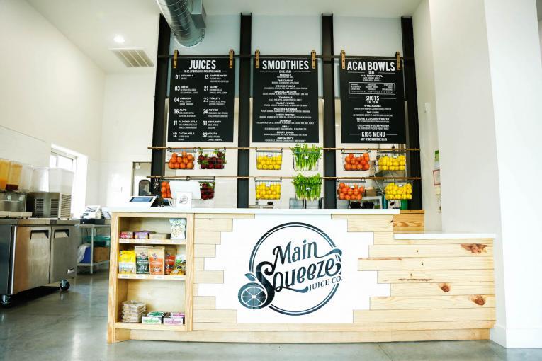 Juice brand to open new restaurant in Houston neighborhood.
