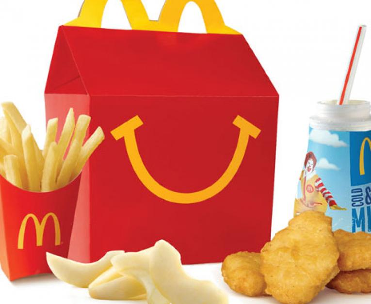 McDonald's is launching a new value menu in 2018.