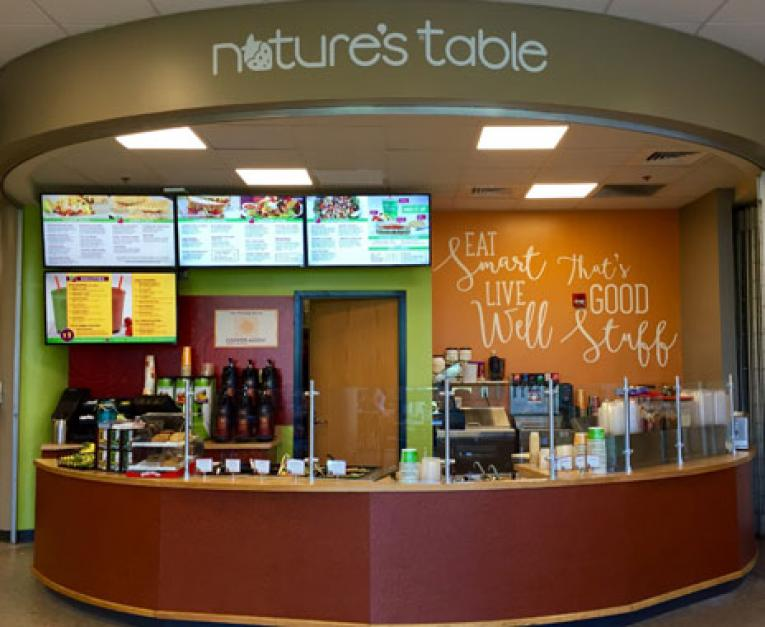 Nature's Table Opens 2 Stores at St  Petersburg College