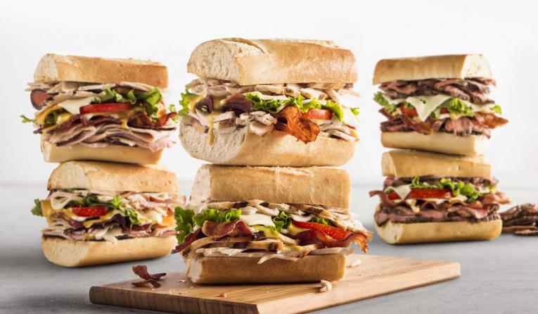 Newk's Spring Sandwiches