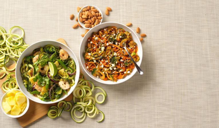 Noodles & Company's zucchini noodles.