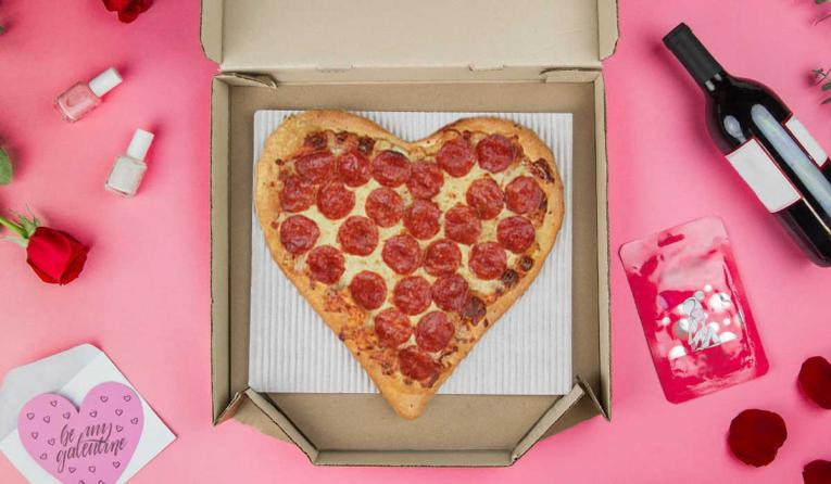 Pizza Hut Brings Back Heart Shaped And Ultimate Cheesy Crust Pizzas