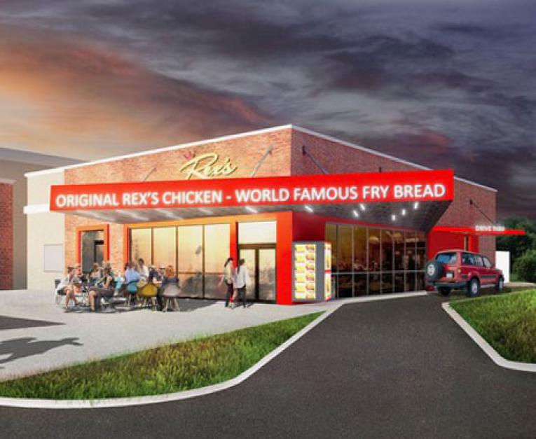Rex S Chicken To Open New Flagship Store In Tulsa
