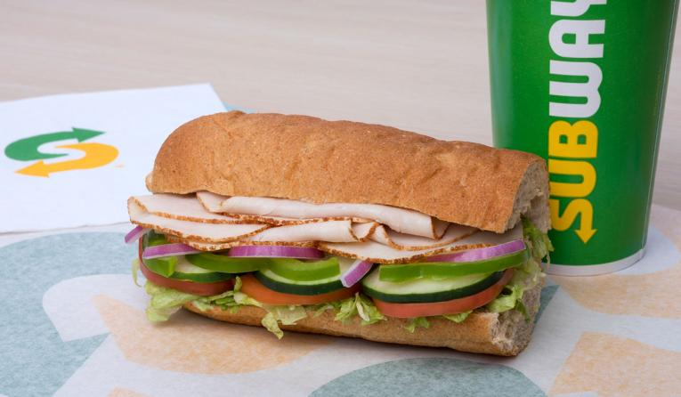 Subway Top 10 Fast Food Companies in India