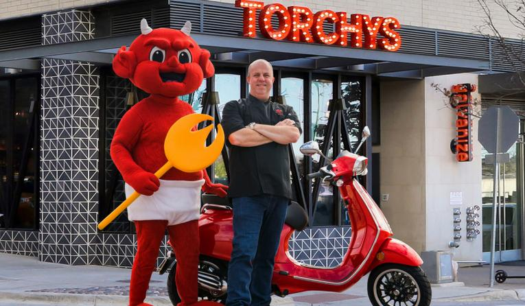 Torchy's Tacos founder Mike Rypka built Austin taco joint into chain favorite.