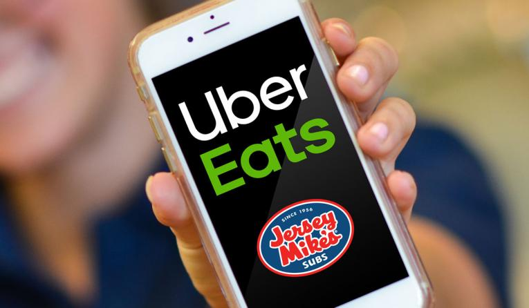 Jersey Mike's Streamlines Uber Eats Delivery with POS