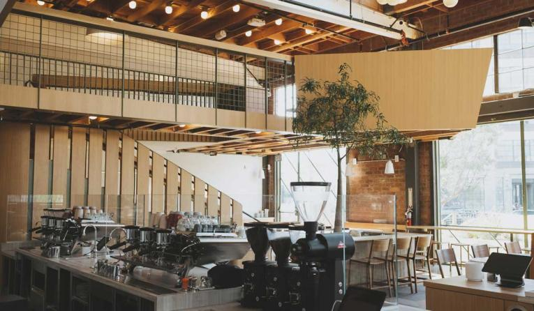 Verve Coffee Roasters Opens Flagship Restaurant And Roastery