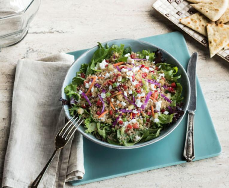 Zoes Kitchen Launches New Snack Boxes And Quinoa Salad