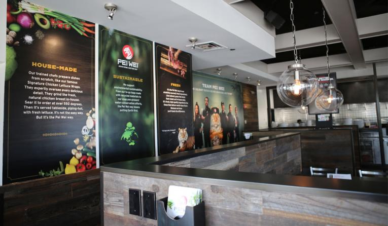 Pei Wei Puts Preparation Quality First In New Design Qsr Magazine