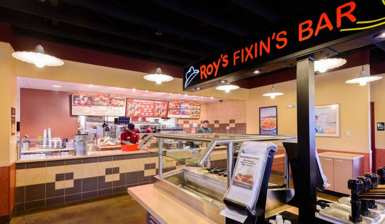 Roy Rogers' Fixin's bar remains a staple of the brand.