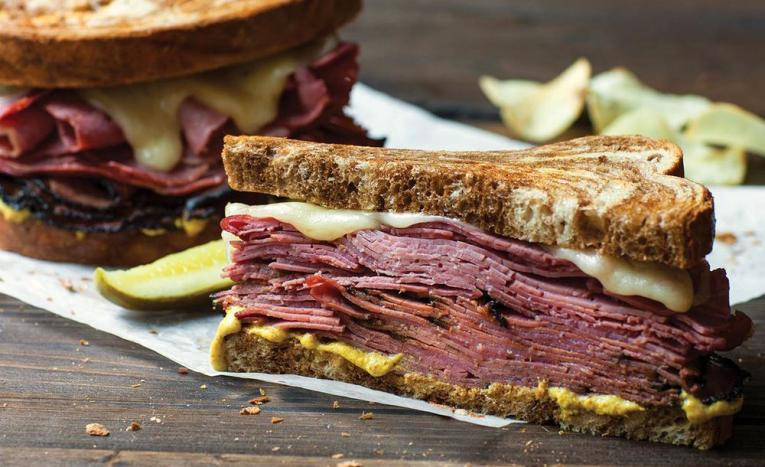 McAlister's Deli's new sandwiches are on-trend for 2018.