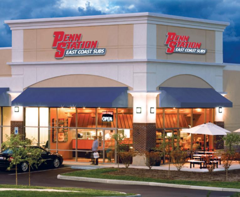 Fast Food Restaurant Growth Split Between Company And