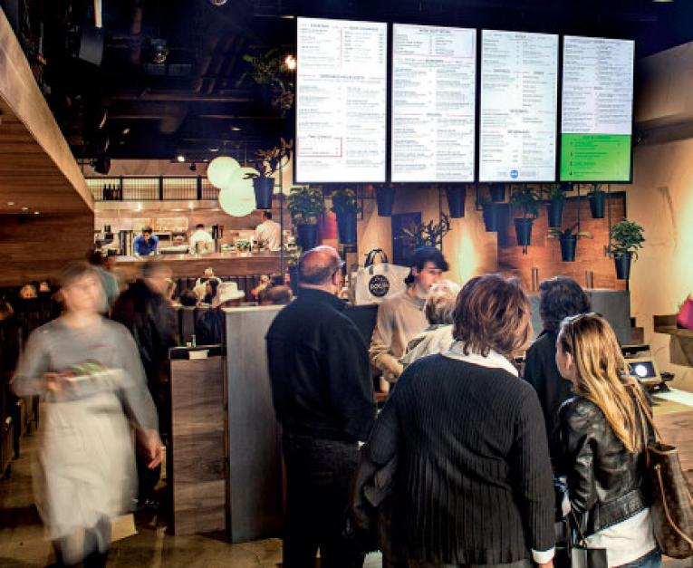 Chicago Fast Casual Hybrid Aims For National Growth Qsr