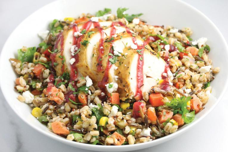 Chef Robert LeSage explains why bowls are trending with younger diners.