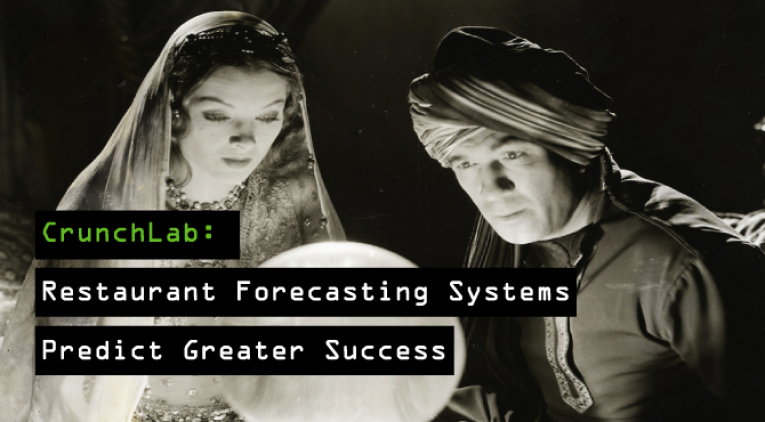 Restaurant Forecasting Systems Predict Greater Success - QSR