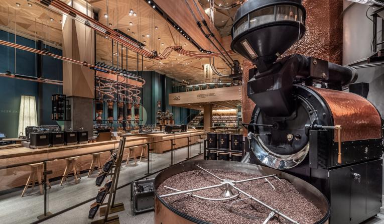 Starbucks Opens 4 Story Coffee Experience In Tokyo