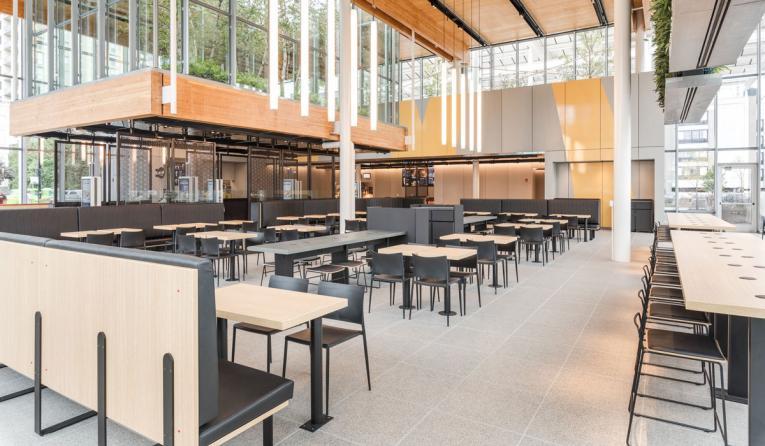 Mcdonald S Unveils Flagship Redesign In Chicago Qsr Magazine