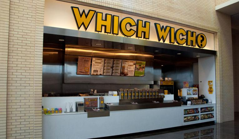 Which Wich storefront.