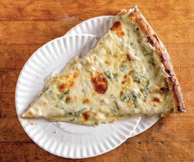 Artichoke Basille\u0027s Pizza, the NYC Pizza Joint with Global