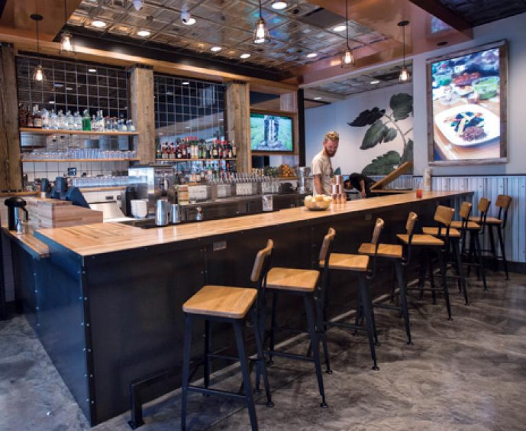 Fast Casual Booze Menus Attract Millennial Customers With