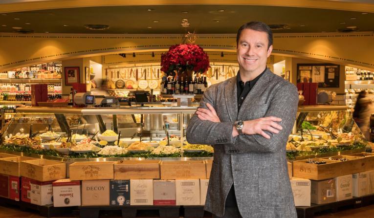 Eatzi's CEO Adam Romo.