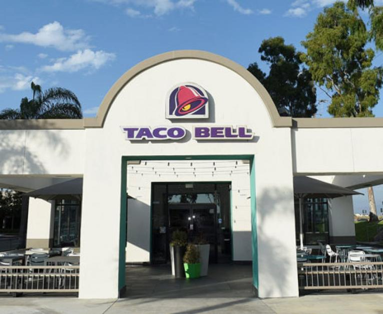 Taco Bell, McDonald's are battling with dollar menus.
