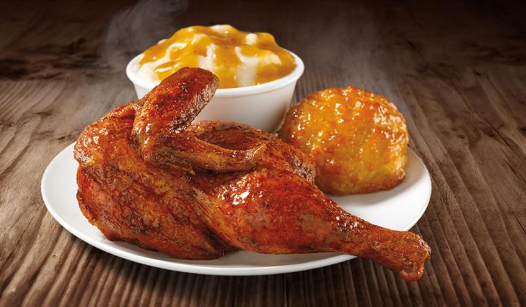 Church's Smokehouse Chicken.