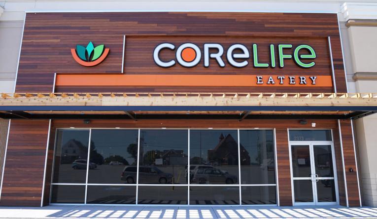 CoreLife Eatery.