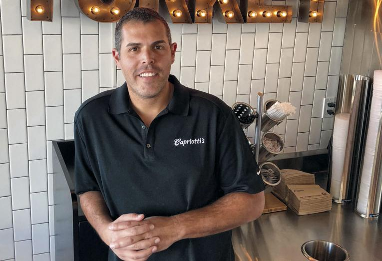 Capriotti's CEO Ashley Morris reimagined the brand after buying it in 2007.